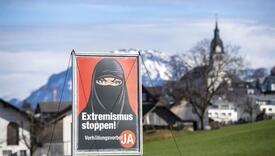 Švicarci danas na referendumu o zabrani pokrivanja lica