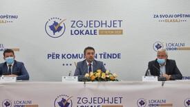 Prekinuta sjednica CIK nakon žustre polemike i optužbi za krađu glasova