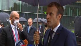 Macron: Dijalog između Prištine i Beograda djeluje veoma složeno