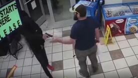 Pokušali opljačkati trgovinu, ali na putu im se našao bivši marinac
