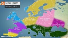 AccuWeather objavio prognozu: Kakva će zima biti na Balkanu