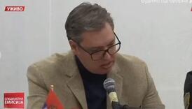 Vučić grizao usne i pravio grimasu: Ne podnosi kada nije u centru pažnje