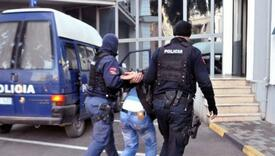 U Tirani uhapšeno pet policajaca zbog trgovine ljudima