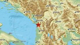 Zemljotres jačine pet stepeni pogodio Albaniju