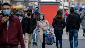 Evropa jedini region s povećanim brojem novozaraženih