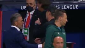 Simeone izbjegao rukovanje s Kloppom, otrčao u tunel