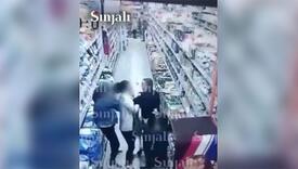 Pritvoren muškarac koji je pretukao ženu u marketu u Prištini