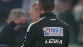 Bijesni Mourinho urlao na sudiju: Zaslužili smo da pobijedimo Juventus
