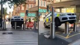 Policajci parkirali na pogrešno mjesto, a onda je stigla kazna