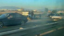 Teška saobraćajna nesreća između Prištine i Kosova Polja