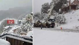 Zabijeljelo se! Pao snijeg na Prevalcu
