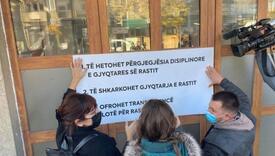 Protest zbog blage kazne za silovatelja maloljetnice