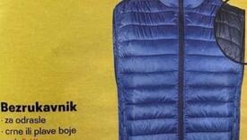"""Nova riječ u Hrvatskoj: Nakon """"mljevenika"""", stigao i """"bezrukavnik"""""""