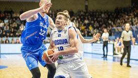 Mikaile Tmušić, Srbin rođen u Peći, igra za Košarkašku reprezentaciju Kosova