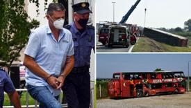 Hrvatska: Produžen pritvor vozaču autobusa sa Kosova