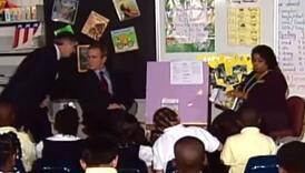 Ko je čovjek koji je 11. septembra 2001. predsjedniku Bushu kazao: Amerika je napadnuta