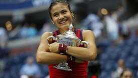 Kako je anonimna 18-godišnja Emma Raducanu postala nova teniska superzvijezda