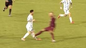 Uznemirujući prizor: Messi pretrpio brutalan start, previjao se od bolova