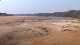 Jedna od najdužih rijeka na svijetu skoro presušila, prizori su zapanjujući