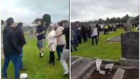 Masovna tuča na sahrani u Irskoj: Napadači potegli noževe, kovčeg završio na podu