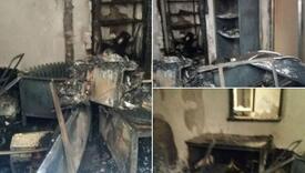 Sveçla: Zapaljen centar za registraciju vozila u Zubinom Potoku, a u Zvečanu na isti bačena eksplozivna naprava