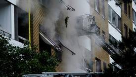 Eksplozija u Švedskoj: Ljudi skakali s balkona, preko 20 ozlijeđenih