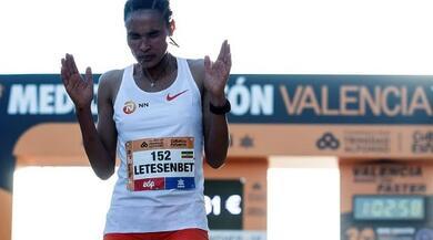 Etiopljanka Letesenbet Gidey prvi put trčala polumaraton i odmah postavila svjetski rekord