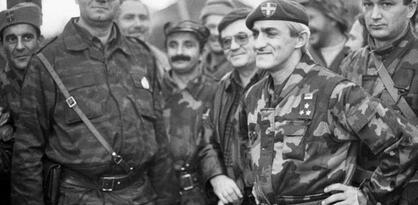 Zlikovac u novom odjelu: Mirnodopski angažman Dragana Vasiljkovića