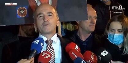 Peć: Gazmend Muhaxheri dobio treći mandat u prvom krugu