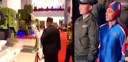 Kapetan u skafanderu ukrao šou Kim Jong-unu