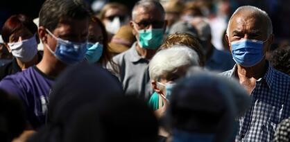 U svakoj minuti u 2020. godini korišteno tri miliona maski