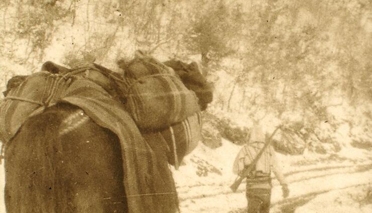 Šar planina 1907.
