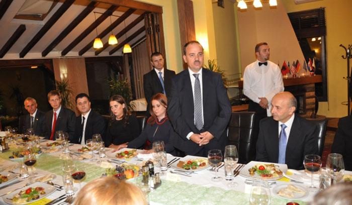 Predsjednik Albanije stigao na Kosovo