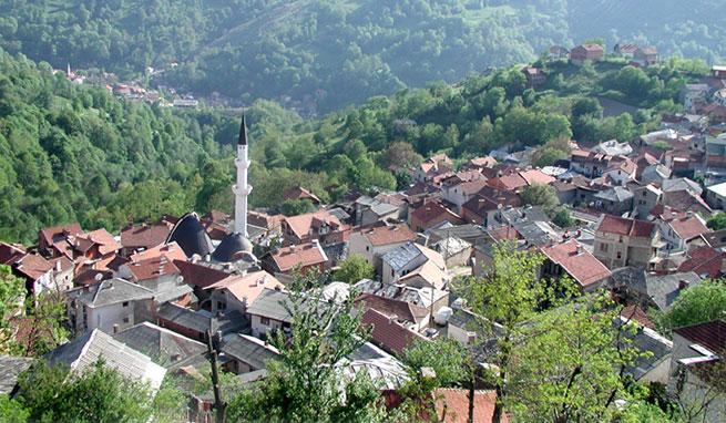 Gornje Ljubinje - najveće selo u Župi
