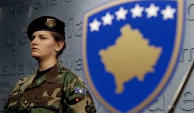 Budi vojnik Republike Kosova!
