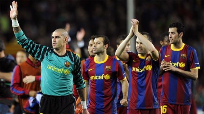 Međutim, dugogodišnji golman Barcelone Victor Valdes odbija staviti
