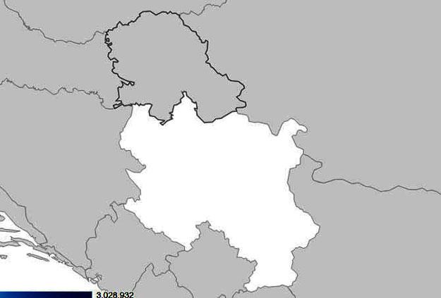 Google Prikazuje Srbiju Bez Kosova I Vojvodine Info Ks Net