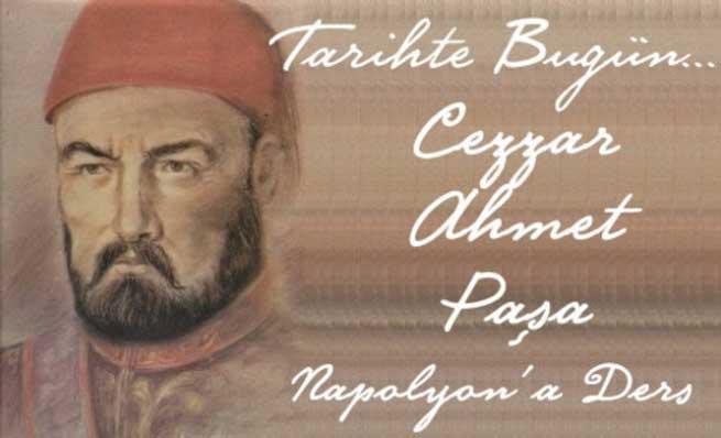 Cezzar Ahmed-paša, vojvoda i guverner gradova i najpoznatije utvrde Akke