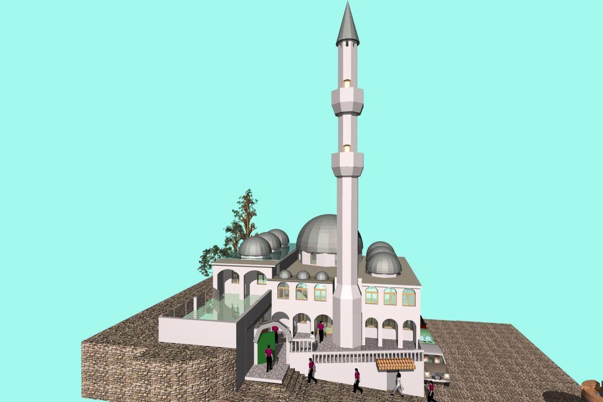 Podržimo projekat proširenja džamije u Grnčaru | Info-KS.net
