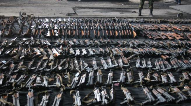 29.000 ljudi naoružano