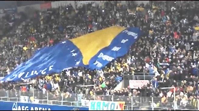 Uspjeh fudbalske reprezentacije Bosne i Hercegovine koja je sinoćnjom