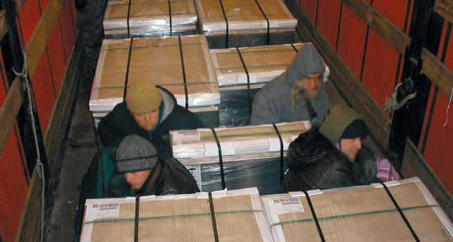 Austrija: Razbijena banda švercera ljudi sa Kosova
