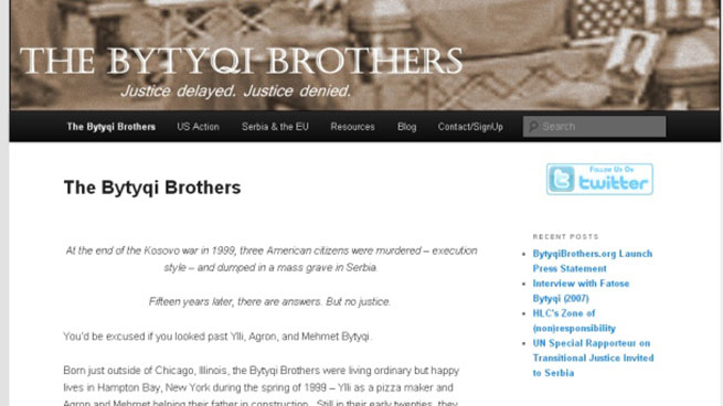 BytyqiBrothers.org