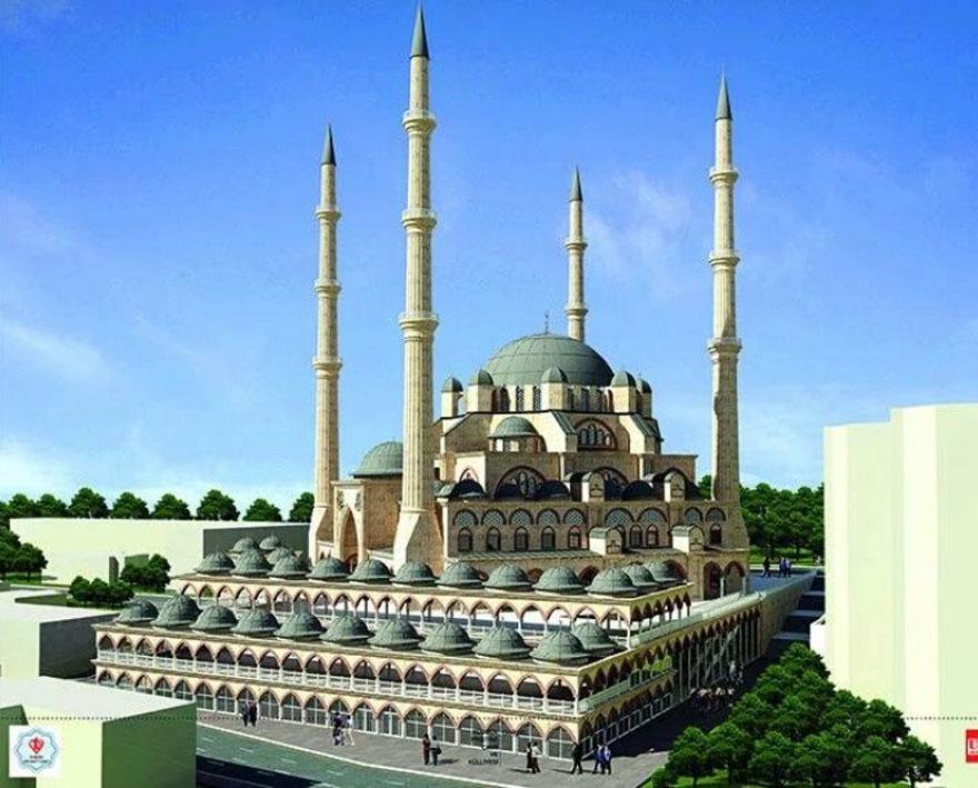 Ovako će izgledati najveća džamija na Kosovu (FOTO) | Info