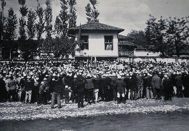 Prizrenska liga, pokret za nacionalno oslobođenje Albanaca