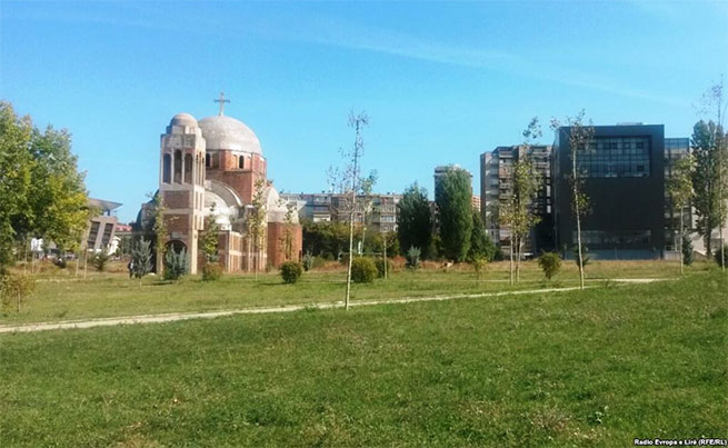 Nelegalni Miloševićev objekat