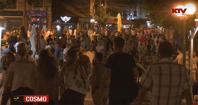 Prizren - grad prepun ljudi od iftara do sehura [VIDEO]  Info-KS.net