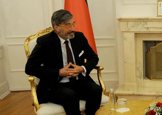 Ambasador Njemačke na Kosovu