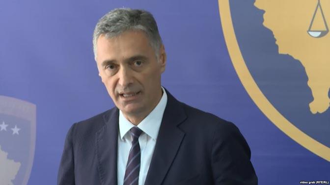 Ilegalno na Kosovo
