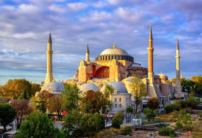 Otvoren put da Aja Sofija ponovo postane džamija | Info-ks.net